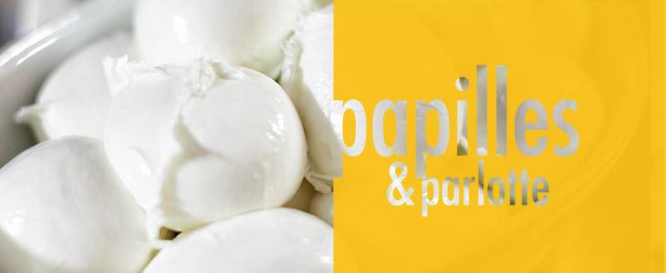 Mozzarella au lait de bufflonne, goûtez la différence!