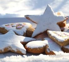 Pain d'épices – Petits sujets de Noël